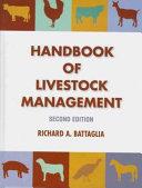 Handbook Of Livestock Management Techniques