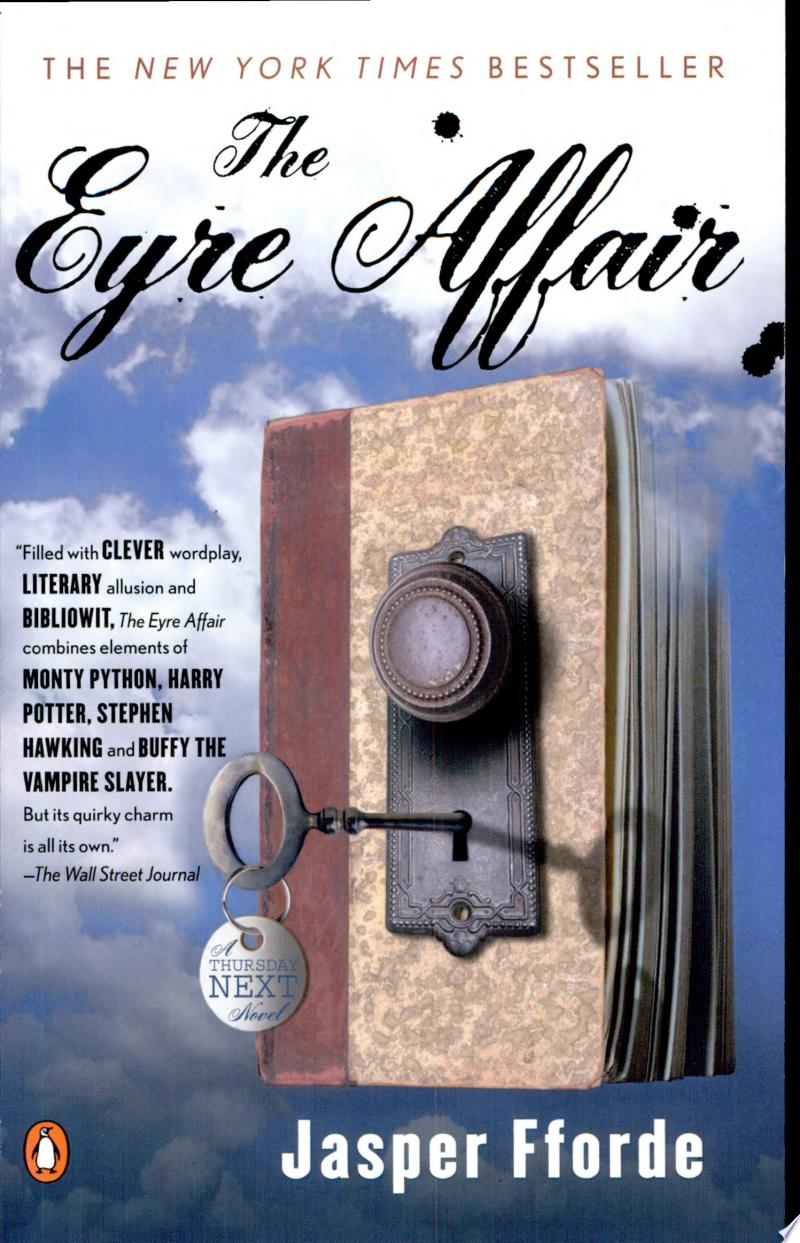 The Eyre Affair image
