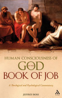 Human Consciousness of God in the Book of Job
