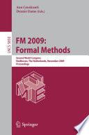 FM 2009  Formal Methods