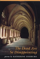 The Dead are So Disappointing Book