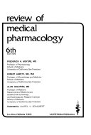 Review of Medical Pharmacology Book