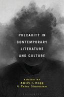 Precarity in Contemporary Literature and Culture