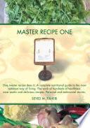 Master Recipe One