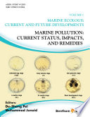 Marine Pollution  Current Status  Impacts and Remedies Book