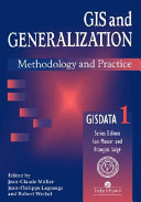 GIS And Generalisation