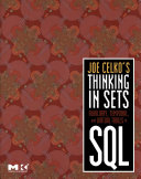 Joe Celko's Thinking in Sets: Auxiliary, Temporal, and Virtual ... - Seite ii