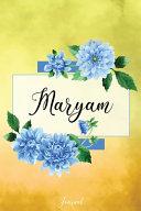 Maryam Journal ebook