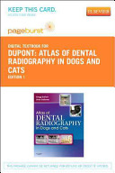 Atlas of Dental Radiography in Dogs and Cats Book
