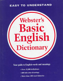 Webster s Basic English Dictionary