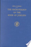 The Eschatology of the Book of the Jubilees