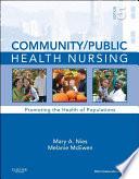 Community Public Health Nursing E Book