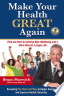Make Your Health Great Again Book PDF