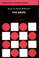 Pdf Austin Bukenya's the Bride