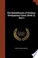 The Mahabharata of Krishna-Dwaipayana Vyasa, Book 12, Part 1