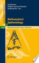Mathematical Epidemiology