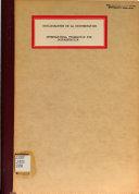 Bibliographie de la Documentation Et de la Biblioth  conomie