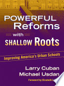 Powerful Reforms with Shallow Roots Book PDF