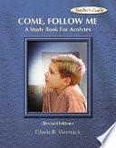 Come  Follow Me Book PDF