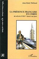 Pdf La présence française en Corée Telecharger