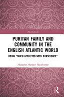 Puritan Family and Community in the English Atlantic World Pdf/ePub eBook