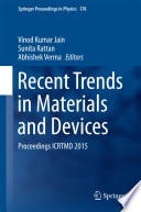 Recent Trends in Materials and Devices