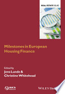 Milestones in European Housing Finance