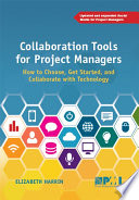 Collaboration Tools for Project Managers Book