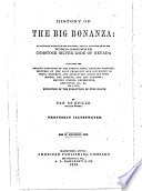 History of the Big Bonanza Book