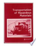 Transportation Of Hazardous Materials