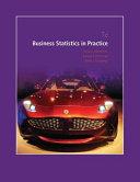 Business Statistics in Practice Book
