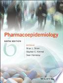 Pharmacoepidemiology Book