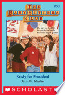 The Baby Sitters Club  53  Kristy for President