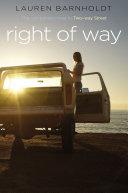 Right of Way [Pdf/ePub] eBook