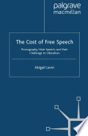 The Cost of Free Speech