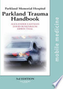 The Parkland Trauma Handbook E Book Book PDF