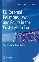 The Lisbon Treaty Law Politics And Treaty Reform [Pdf/ePub] eBook