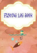 Fishing Log Book Gmeleather