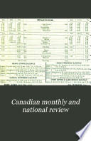 Rose Belford s Canadian Monthly and National Review