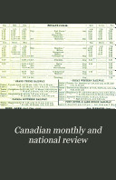 Rose-Belford's Canadian Monthly and National Review