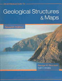 An Introduction to Geological Structures and Maps Book