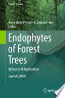 Endophytes Of Forest Trees Book PDF