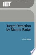 Target Detection by Marine Radar