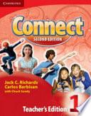 Connect Level 1 Teacher's Edition