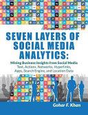 Seven Layers of Social Media Analytics