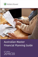 Cover of Australian Master Financial Planning Guide 2019/20
