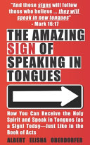 The Amazing Sign Of Speaking In Tongues