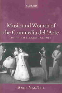 Music and Women of the Commedia dell' Arte