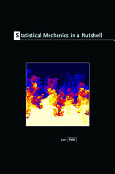 Statistical Mechanics in a Nutshell