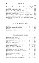 The Works of Lord Macaulay  Speeches  Lays of ancient Rome  Miscellaneous poems